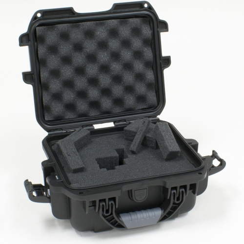 Gator Waterproof Case with Diced Foam - 8.4 x 6 x 3.7""