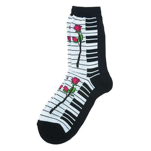 Socks Aim Socks Kybd Large Rose