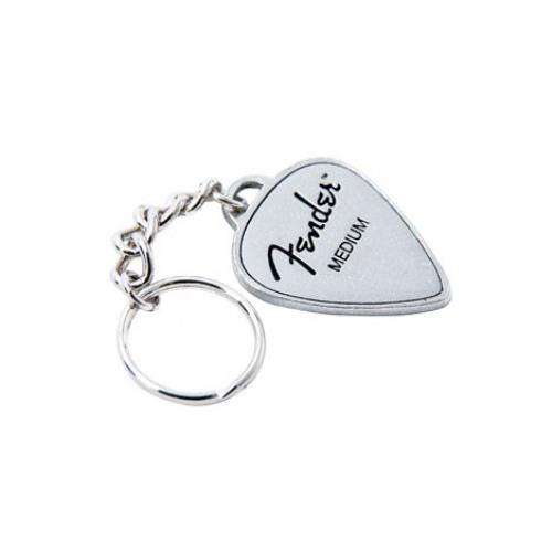 Fender Medium Pick Keychain