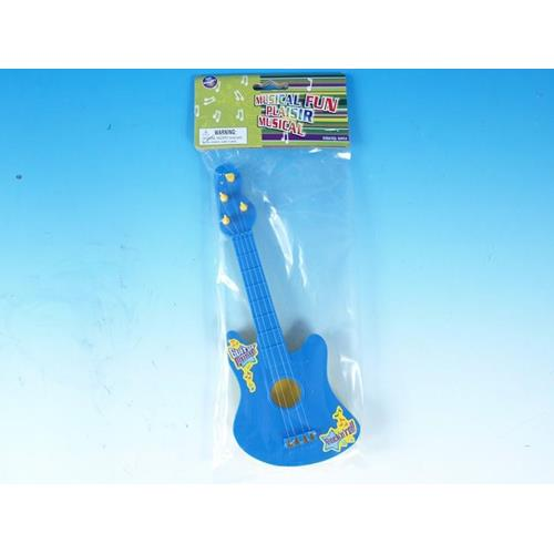 Guitar Toy Galaxy Children's Plastic Asst Colours