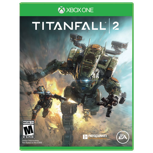 Titanfall 2 (Xbox One) - Previously Played