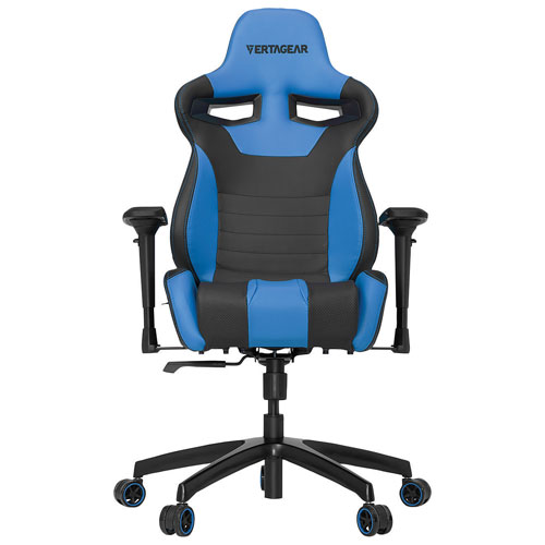 Vertagear Racing S-Line 4000 Faux Leather Gaming Chair - Blue/Black