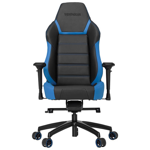 Vertagear Racing P-Line PL6000 Faux Leather Gaming Chair- Blue/Black