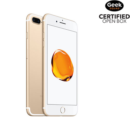 Rogers Apple iPhone 7 Plus 128GB Smartphone - Gold - Carrier SIM Locked - Open Box