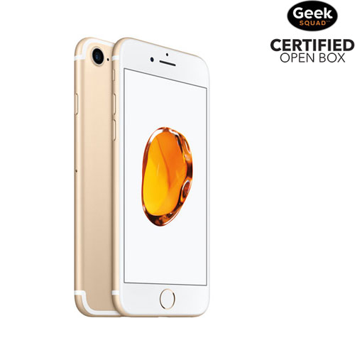 Rogers Apple iPhone 7 256GB Smartphone - Gold - Carrier SIM Locked - Open Box