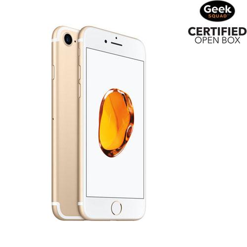 iPhone 7 de 128 Go d'Apple avec Rogers - Doré - Entente de 2 ans - Boîte ouverte