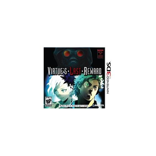 Zero Escape: Virtue's Last Reward - 3DS