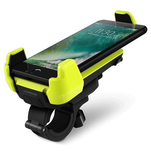 Bike Mount, iOttie Active Edge Bike & Bar, Motorcycle Mount for iPhone 7/ 6 (4.7)/ 5s/ 5c/4s, Galaxy S6/S6 Edge/S5/S4