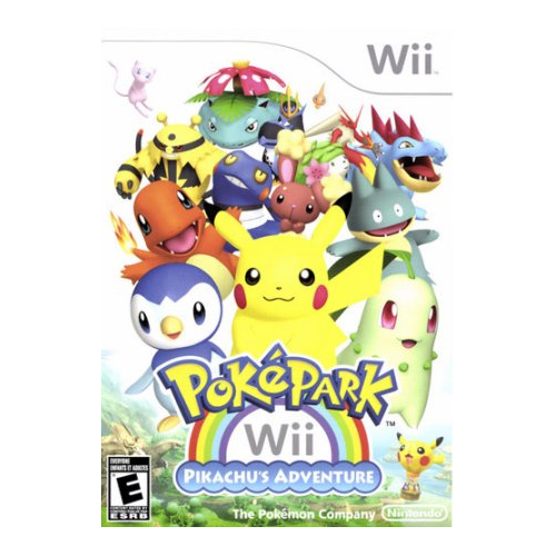 PokePark: Pikachu's Adventure - Wii