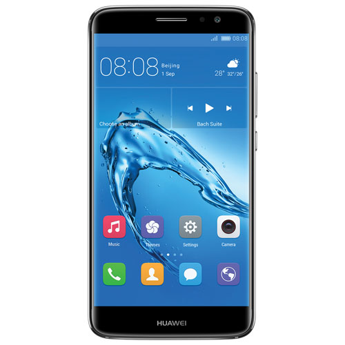Fido Huawei nova plus 32GB Smartphone - Titanium Grey - 2 Year Agreement