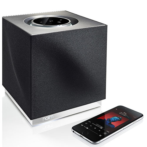 Naim MU-SO QB Wireless Music System, Bluetooth, Airplay, Multiroom Ready