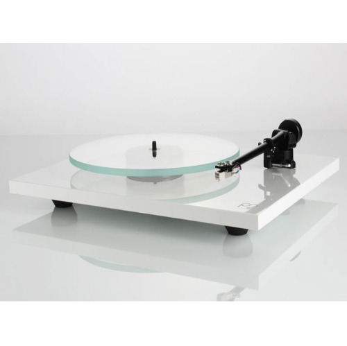 Rega Planar 2 (P2) Turntable - White Gloss