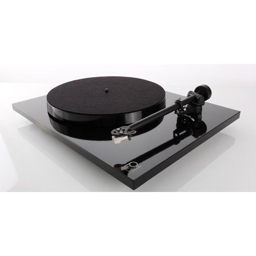 Rega Planar 1 (P1) Turntable - Black Gloss