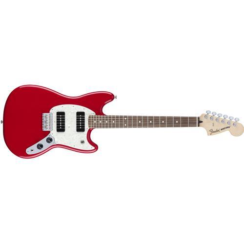 Fender Mustang 90 Electric Guitar - Torino Red, Rosewood Fingerboard