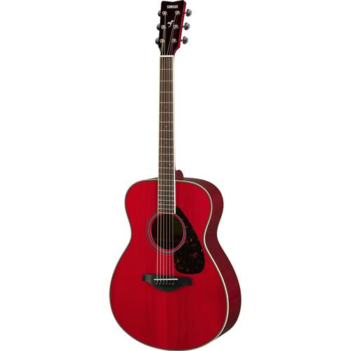 Yamaha FS820 Acoustic - Ruby Red