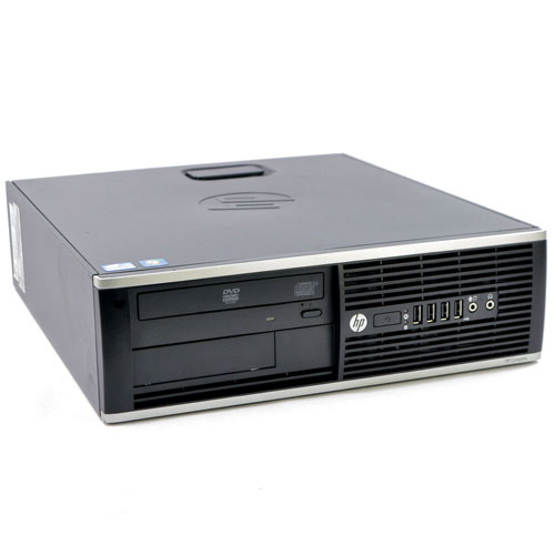 HP 8300 Desktop PC, Intel i5 3450 3.1G CPU, 16GB RAM, 1TB HDD, DVDRW, Windows 10, Refurbished