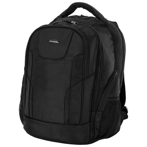 Samsonite Dunewood 15.6u0026quot; Laptop Backpack - Black  Backpacks - Best Buy Canada