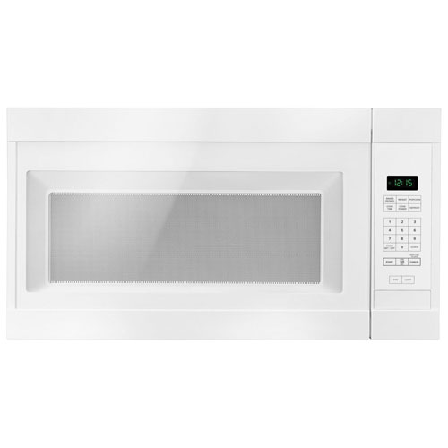 Amana Over-the-Range Microwave - 1.6 Cu. Ft. - White