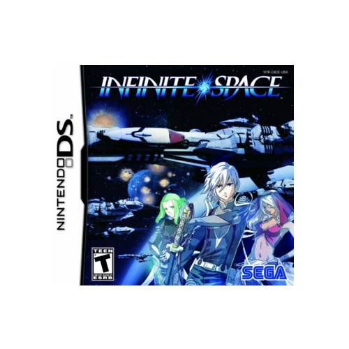 Infinite Space - NINTENDO DS