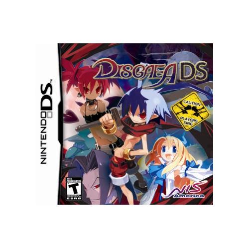 Disgaea DS - NINTENDO DS