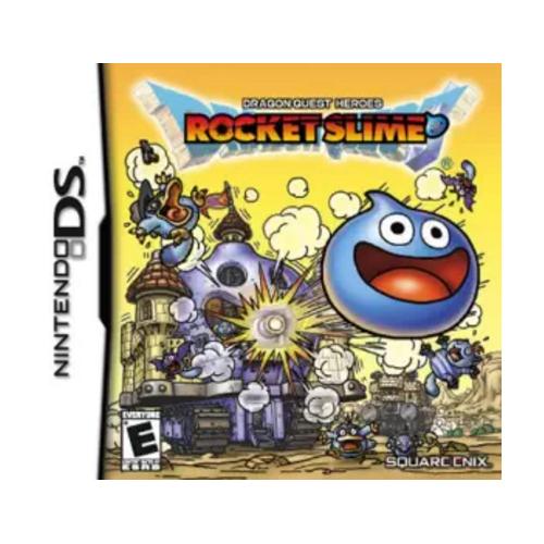 Dragon Quest Heroes : Rocket Slime - NINTENDO DS