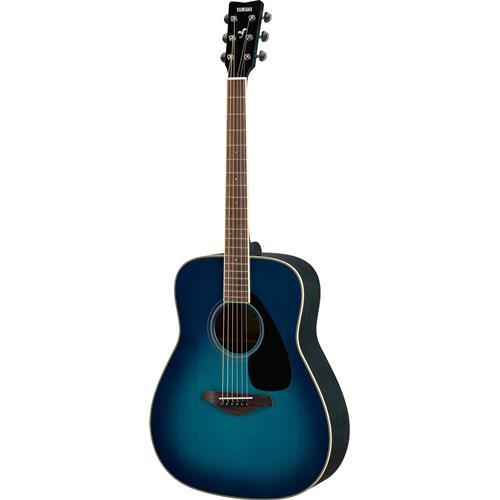 Yamaha FG820 Acoustic - Sunset Blue