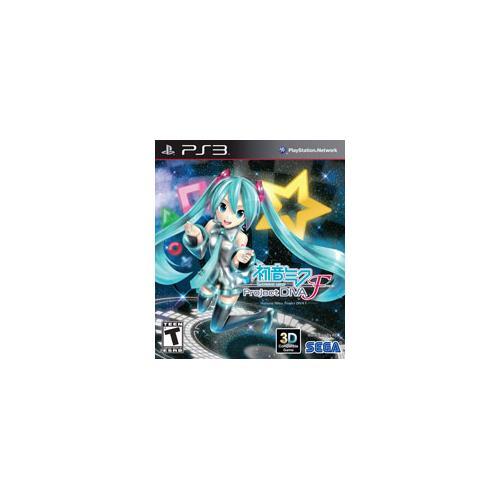 Hatsune Miku: Project Diva F - PS3