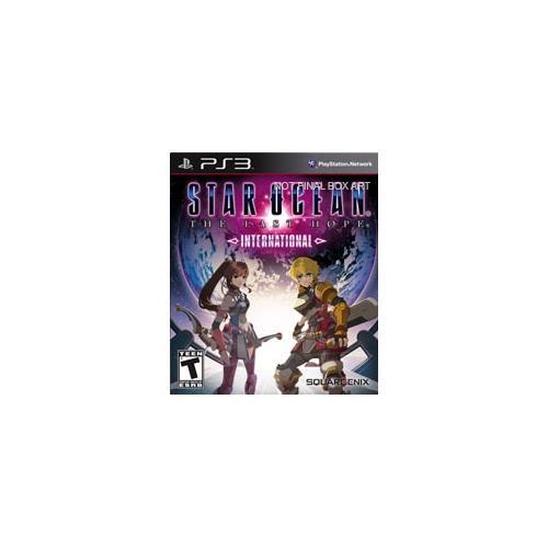 Star Ocean: Last Hope International - PS3