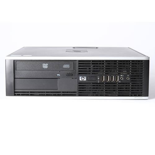 HP Elite 8200 SFF Desktop Intel Core i7-2600, 4GB, 500GB, DVDRW, Windows 10 Pro, 1 Year Warranty - Refurbished