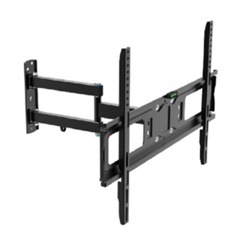 "GlobalTone Full Motion TV Wall Mount for Flat Screen PLASMA LCD LED Television 37"" to 70"" Swivel Arm"