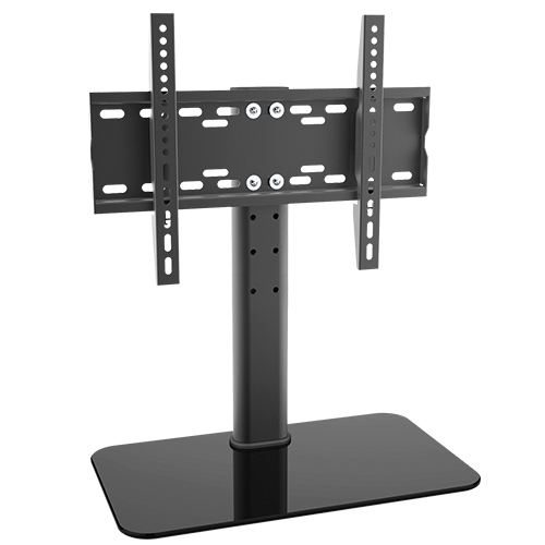 globaltone tabletop tv mount stand replacement foot for led lcd plasma television 23 to 55. Black Bedroom Furniture Sets. Home Design Ideas