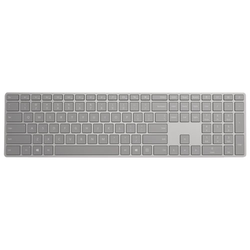 Microsoft Surface Keyboard - Grey - English