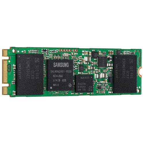 Disque électronique interne de 500 Go 850 EVO M.2 de Samsung (MZ-N5E500BW)