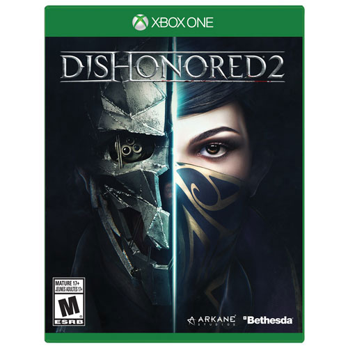 Dishonored 2 (Xbox One) - Previously Played