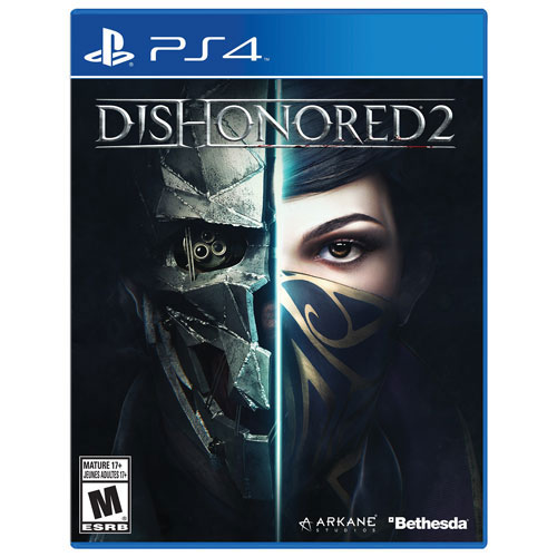 Dishonored 2 (PS4) - Previously Played