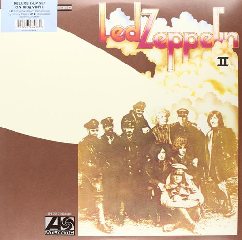 Led Zeppelin - Led Zepplin II Vinyl