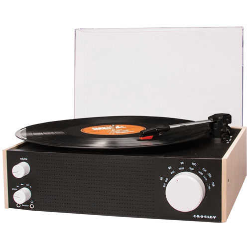 Crosley Switch AM/FM Bluetooth Belt Drive Turntable