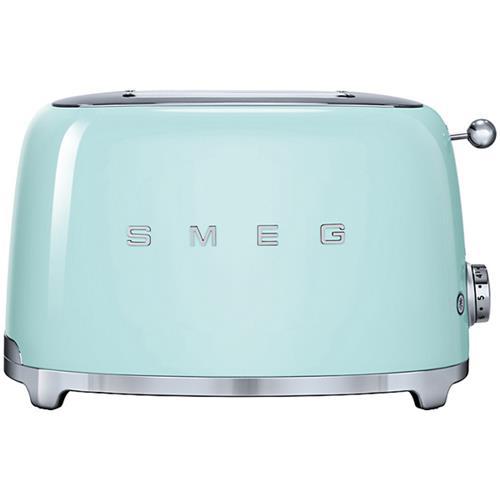 Toasters Smeg 2 Slice Toaster Pastel Green