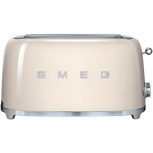 smeg 4 slice toaster cream grille pain best buy canada. Black Bedroom Furniture Sets. Home Design Ideas