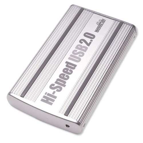 2.5in Aluminum USB2.0 HD Enclosure