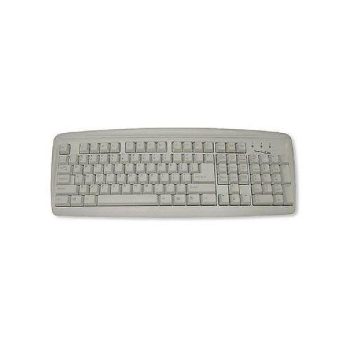 PS/2 Bilingual Azerty Keyboard - WH