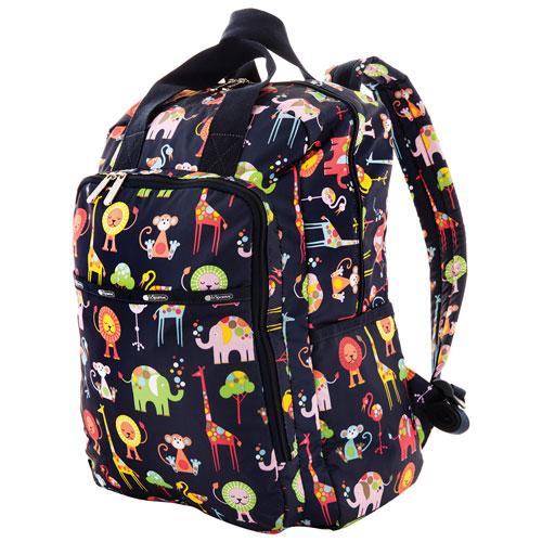 LeSportsac Zoo Cute B Baby Utility Backpack : Diaper Bags - Best ...