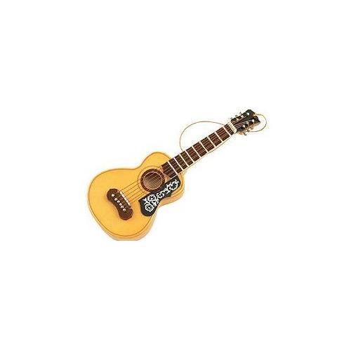 "Ornament Aim Spanish Guitar W/ Floral Pick Guard 5"""