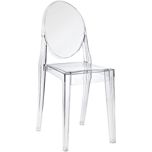 nicer furniture 1 philippe starck louis xvi ghost side chair no arm rh bestbuy ca Antique Louis XVI Chairs Louis XVI Armchair