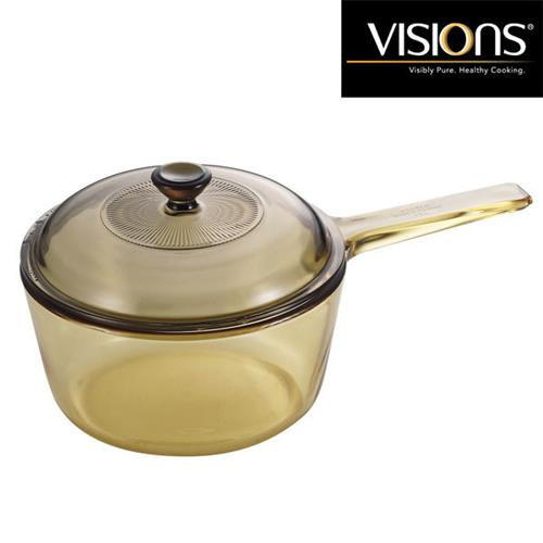 Visions Glass Saucepan Vsp1 5 1 5l With Glass Cover Stock Soup