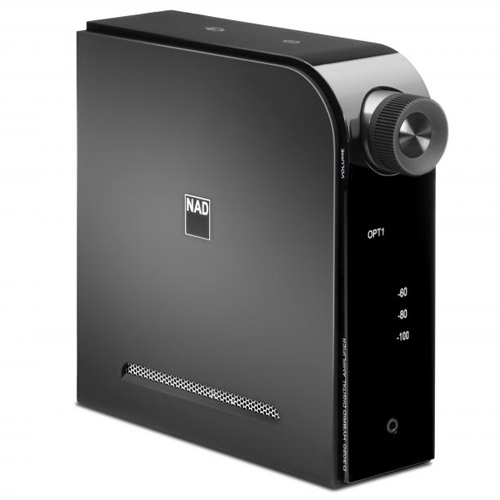 NAD D3020 Integrated Digital Amplifier with built-in DAC and Bluetooth