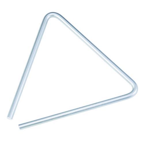 """Gon Bops FSTRI8 Fiesta 8"""" Aluminum Triangle"""