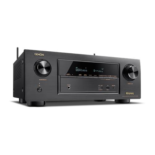 Denon AVR-X2300W 7.2 Channel Full 4k Ultra HD AV Receiver