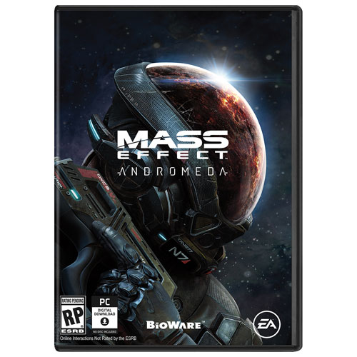 Mass Effect: Andromeda (PC) - Français