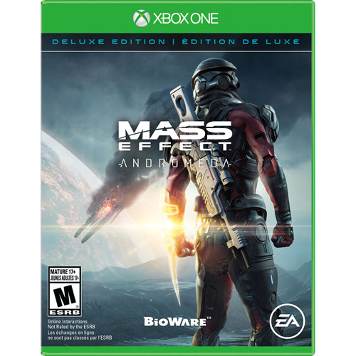 Mass Effect: Andromeda Deluxe Edition (Xbox One)
